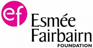 Esme Fairbain Foundation Logo